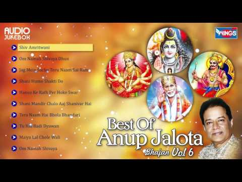 Anup Jalota Bhajans, Vol. 6 | Best Of Anup Jalota Songs | Hindi Bhajan  | Bhakti Songs