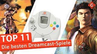 Top 11: Die beṡten Spiele für SEGA Dreamcast | Special