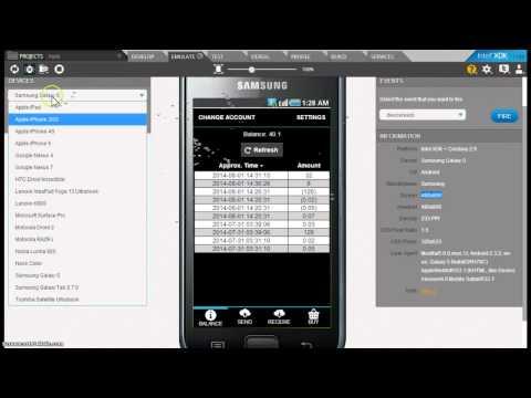 Nuro Mobile Wallet Demo & Progress Update - 01 August 2014