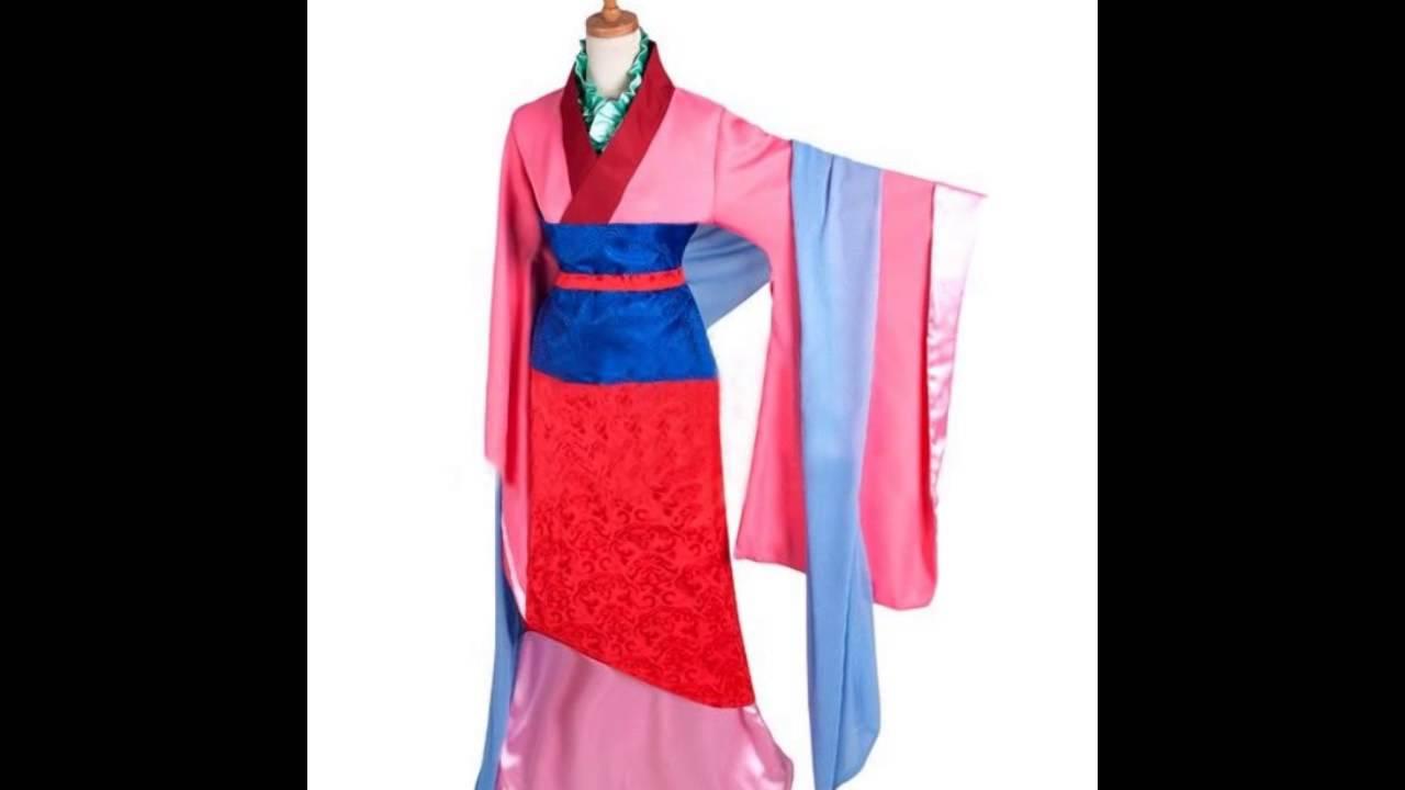 mulan pink robe - 1280×720