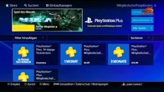 Erste Schritte #2 PSN & Streaming Playstation 4 // PS4  [deutsch HD 1080p]