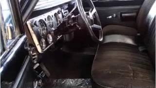 1971 Chevrolet C/K 10 Used Cars De Witt IA
