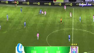 Moses Simon (KAA Gent) vs Anderlecht (April 30th 2015)