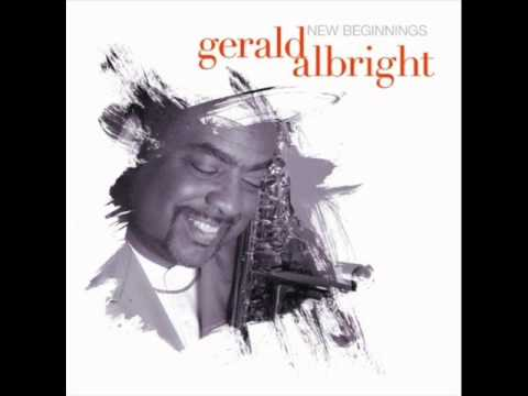 Gerald  Albright    -  You Are My Love