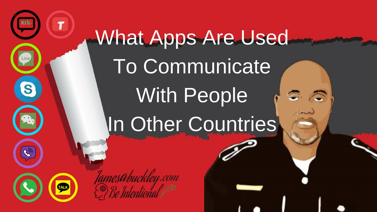 Talk To People From Other Countries