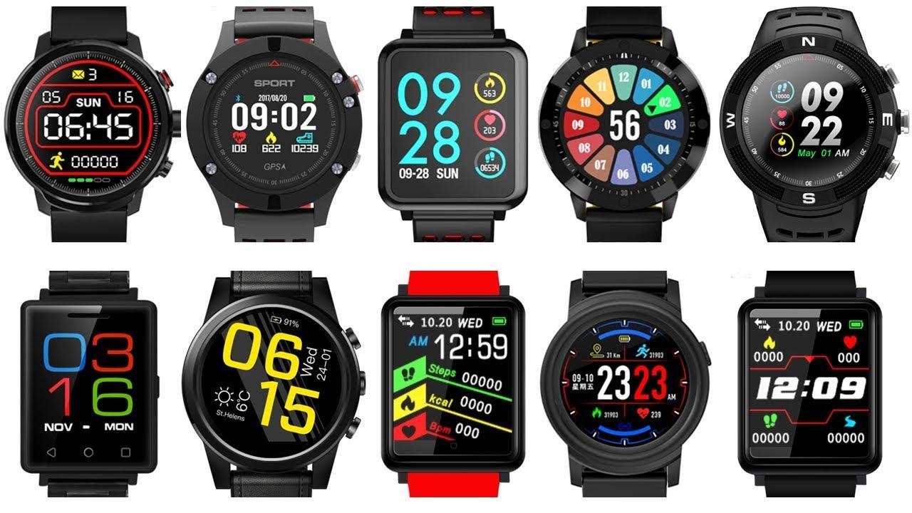 Выбираем китайские умные часы среди лучших моделей