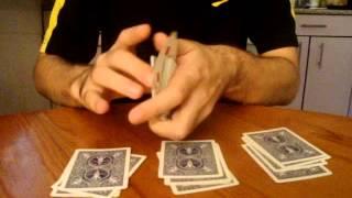 Фокусы с картами - Фокусы это легко! - Обучение - Kaminskiy Vadim