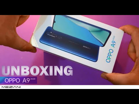 Oppo A9 2020 Unboxing | First Look