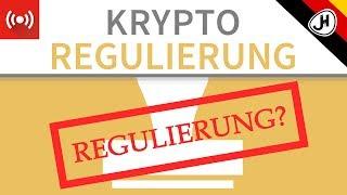 Krypto Regulierung - so könnte sie aussehen!