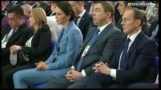 Лидер Телеканал «Краснодар» пообщался с победителем конкурса «Лидеры России»