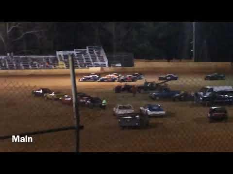 4/6/19 Stock 4 Harris Speedway