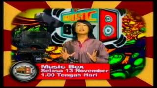 Promo Music Box Istimewa Deepavali (Selamat Hari Deepavali) @ Tv3! (13/11/2012 - 1 Tengah Hari)