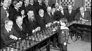 Стрим 16.11.2016 - сеанс одновременной игры в шахматы