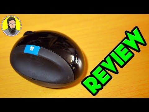 $35 🖱️Microsoft Sculpt Ergonomic Mouse Review | The Most Comfortable Mouse!