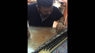 Mustafa Keser'in kanuncusundan harika kanun taksimi