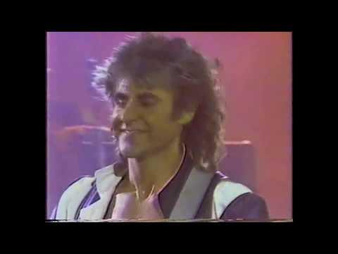 John Parr Live :  St  Elmo's Fire 1985