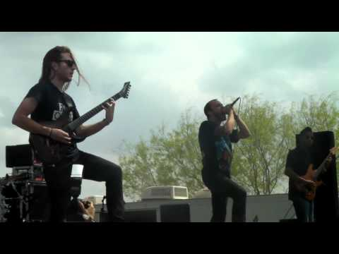 The Faceless - Sons of Belial (LIVE! @ NeverSayNever 2011)