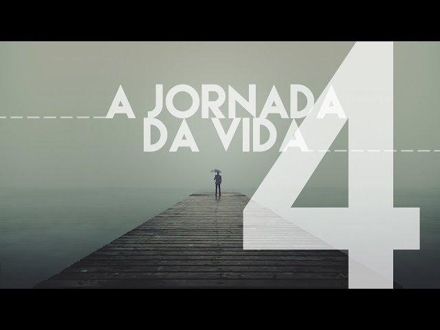 A JORNADA DA VIDA - 4 de 8 - Definindo o Cardápio