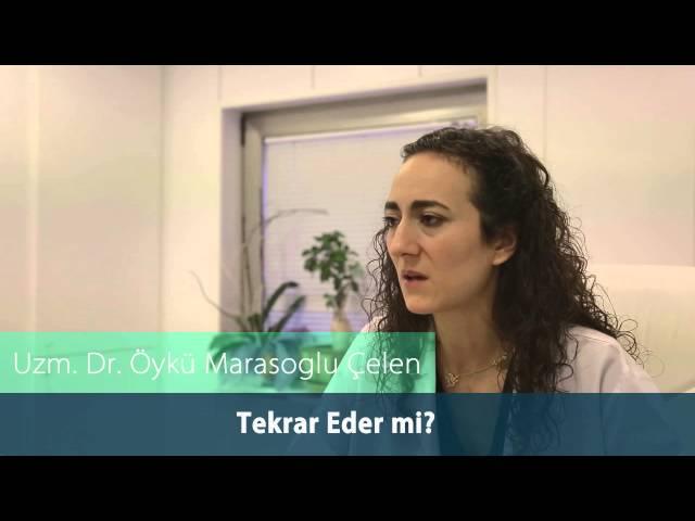 Dr.Öykü Maraşoğlu Çelen - Cilt Lekeleri Tekrar Eder Mi ?