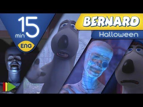 Bernard Bear | Halloween | 15 minutes