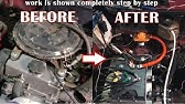 Electric CAR Conversion! From GASOLINE to ELECTRIC car in ONE video!