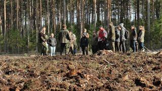 Praktyczne zajęcia na Kierunku Leśnictwo na UWM