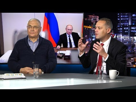 Власть Путина разошлась