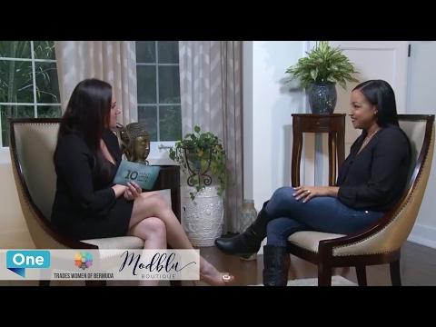 Most Fascinating People Of Bermuda: Power Girl