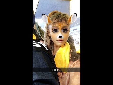 Ariana Grande more Greatest Snapchat Moments Reaction.