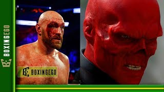 TYSON FURY SUSPENDED! CUT THE HECK UP! OTTO WALLIN FIGHT HURTS! WILDER ON THE PROWL