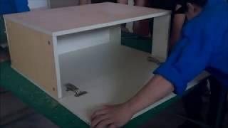 Proses Asembling Furniture Di Pabrik Modern (sherish)