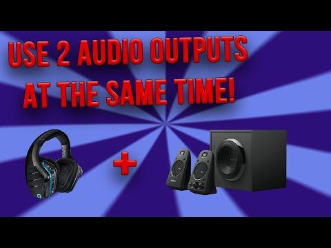 use-2-audio-outputs-on-windows-10/8/7-(realtek-sound-devices)