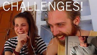 Ein auf 100Abo special - Wir beginnen die Challenges! I Pushkar, Indien Vlog#15