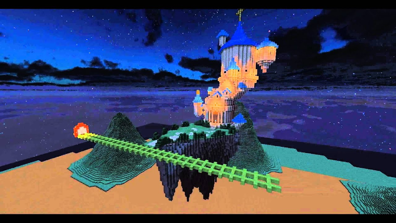 Vid Tente Map Minecraft Kingdom Hearts 1 2 - imgUrl