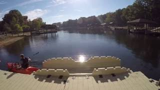 EZ Dock Personal Kayak Launch Video(Look how easy it is to use the new EZ Dock Personal Kayak Launch. It can also be used with paddle boards and canoes., 2016-11-19T20:48:11.000Z)