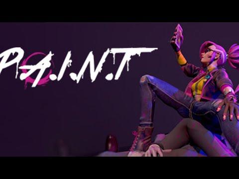 【P.A.I.N.T.】スプラトゥーンデビューしようとしたらなんか違うゲームだった【謎ゲー】