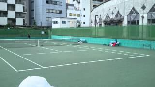 2015 5/25 平成27年度 関西学生春季テニストーナメント 男子シングルス2...