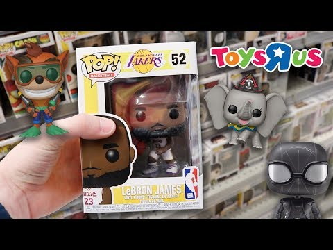 Toys R Us Funko Pop Hunting!!