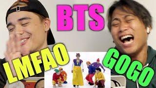 FUNNY BTS - GOGO HALLOWEEN DANCE PRACTICE