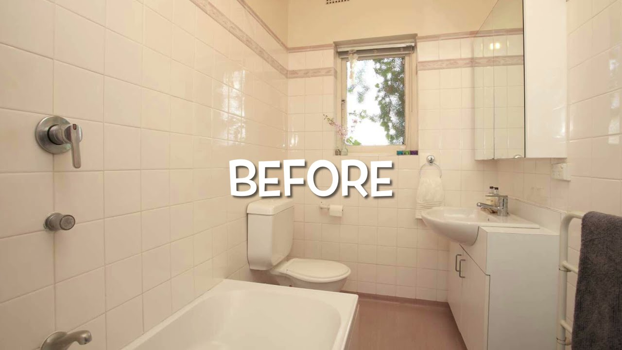 Renovation - BEFORE & AFTER - Armadale
