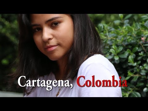 Cartagena Colombia Travel Guide 2018-   Does My Friend Look Like Selena Gomez?