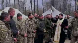 Пісня Захисти нас Боже Сл. Олександра Кобилякова, муз. Оксани Піковської
