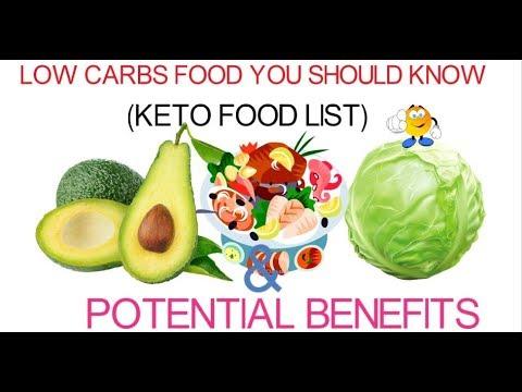 top-healthy-low-carb-foods-|-keto-diet