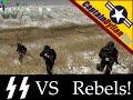 Men of War Wolfenstein: Future SS vs Rebels