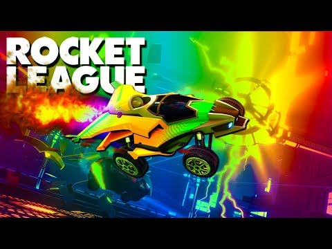 NOT LIKE THIS! - Rocket League with The Crew!