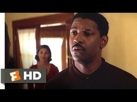 Antwone Fisher (2/3) Movie CLIP - Antwone's Poem (2002) HD