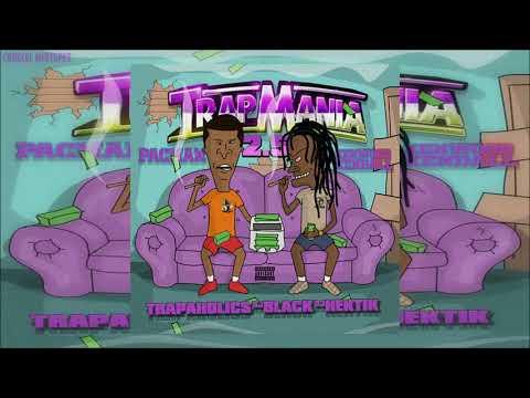 Pacman & Kenwod Kendall - Trapmania 2.5 [Full Mixtape + Download Link] [2018]