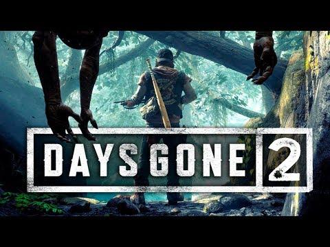 Days Gone 2 (2020): показали PS5, намёк от разработчиков, разработка игры (Days Gone 2: НОВОСТИ)