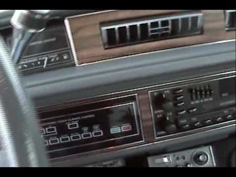1990 Buick Park Avenue Youtube