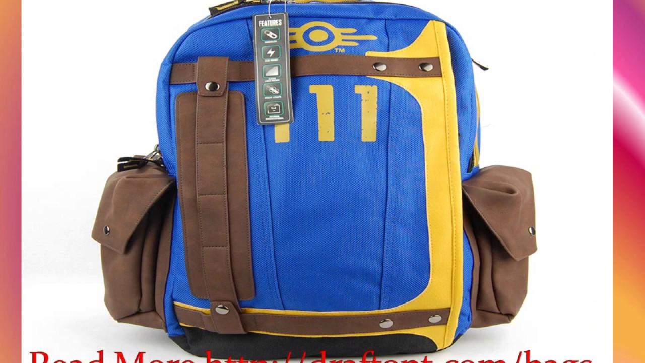 The Best Fallout Vault Tec Messenger Bag